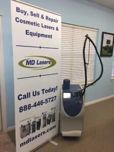 2010 Candela GentleLASE Laser Hair Removal Machine