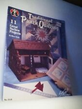 Traditional Punch Quilting by Mary Daily, 11 No-Sew Projects, Suzanne McNeill