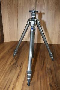 """RARE Gitzo G026 Tripod Leg Set Only 2.53lbs 13"""" to 55"""""""