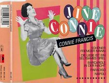 CONNIE FRANCIS : JIVE CONNIE / 3 TRACK-CD