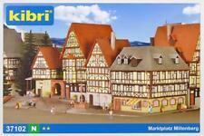 """Kibri 37102 ( 7102 ) N - Marktplatz """" Miltenberg """" NEU & OvP"""