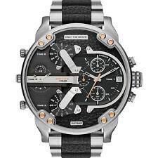 Diesel DZ 7349 Herrenuhr Edelstahl Mr. Daddy 2.0 Chronograph Armbanduhr Uhr NEU