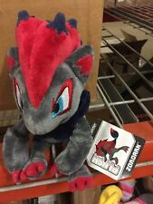 Pokémon Center Zoroark Soft Plush. REAL LINCENSED PLUSH TOMY