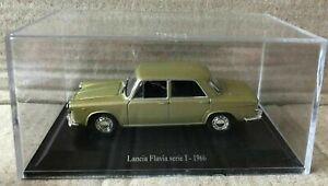 "DIE CAST "" LANCIA FLAVIA SERIE I - 1960 "" + TECA RIGIDA BOX 2 SCALA 1/43"