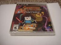 Adventure Time: Explore the Dungeon Because I Don't Know! PlayStation 3 ps3 new