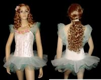 Uprising Dance Costume Spanish Romantic Ballet Tutu ONLY Attached Trunks Adult L