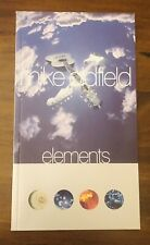 Mike Oldfield Elements 4 CD Box Set With Booklet