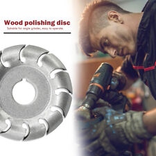 Woodworking Grinding Disc Milling Carving Tool Attachment for Angle Grinder Tool