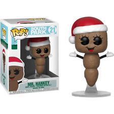 South Park - Mr Hankey Pop! Vinyl Figure NEW Funko