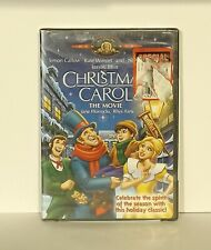 Christmas Carol: The Movie animated a (DVD, Canadian, Pan & Scan) NEW REGION 1