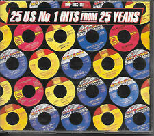 V/A - 25 US No. 1 HITS from 25 Years (2 CD BOX) MOTOWN Europe 1985 The Jacksons