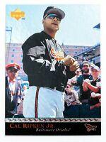 Cal Ripken Jr. #7 (1996 Upper Deck) Ripken Collection, Baltimore Orioles, HOF