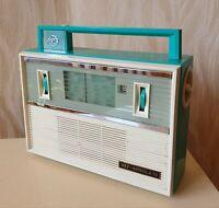 Vef Spidola 10 Green Radio Portable Receiver LW MW SW USSR Rare Vintage 1965y