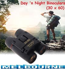 Premium H Coated Optics Telescope Night Vision Folding Binoculars Zoom 30x60