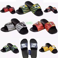 NFL Team Men's Legacy Shower Sport Slide Flip Flop Sandals
