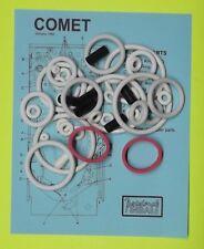 1985 Williams Comet pinball rubber ring kit