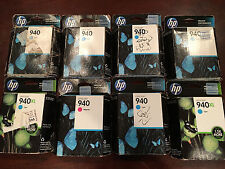 HP 940 Cyan & Magenta Ink toner (Bundle) 8 Cartridges