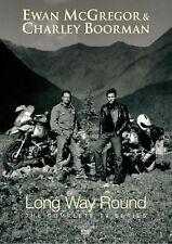 Long Way Round 2004 Ewan McGregor, Charley Boorman Brand NEW Sealed DVD