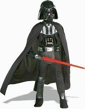 NWOT STAR WARS DARTH VADER 3D DELUXE COSTUME BY RUBIE'S - One Size