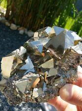 Pyrit, Pyrit Stufe  Huanzala Peru# 1,934 KG