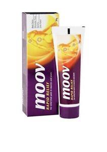1 x 50 Gms Moov Ayurvedic Cream Formula Nilgiri Oil