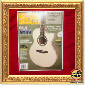 acoustic guitar No. 238, October 2012 Paul Reed Smith