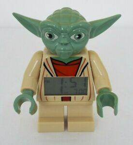 Yoda Lego Alarm Clock