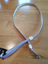 Dog Lead by Ferplast - Faux Leather with imitation jewels 40 in long 15 mm wide