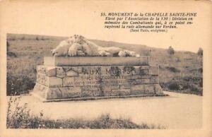 Denkmal Der Kapelle Heilige Fine (Frankreich)