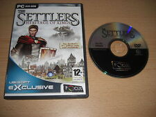 THE SETTLERS V 5 - Heritage Of Kings Pc DVD Rom FO -  FAST 1st Class POST
