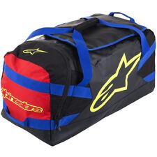 Alpinestars MX Goanna Black Red Yellow Carry Pack Travel Motocross Gear Bag