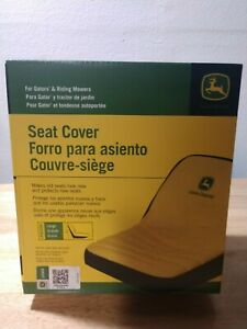 JOHN DEERE New OEM Seat Cover #LP92334