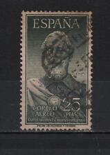 ESPAÑA 1953 MIGUEL LOPEZ DE LEGAZPI CORREO AÉREO EDIFIL # 1124