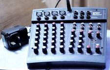 Soundcraft Spirit Notepad mixing desk