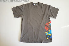 Junya Watanabe Comme Des Garcons Tropical Brown Shirt size 3 Medium