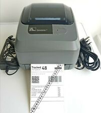 Zebra GK420t  Direct Thermal Network Label Printer with  PSU and USB Cable 337