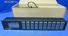 Miranda NVision NV9640A 2RU LCD XY Control Panel