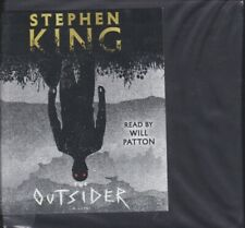 THE OUTSIDER by STEPHEN KING ~UNABRIDGED CD AUDIOBOOK
