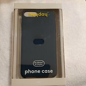 Heyday Silicone Case for Apple iPhone - Dark Teal