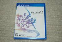 [ New ] PS VITA Final Fantasy X-2 HD Remaster Japan Import NTSC-J Factory Sealed