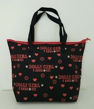 Anna Sui Dolly Tote / Carrying Bag / Shopper Bag