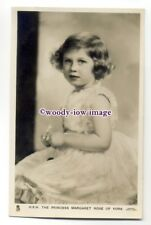 r1593 - Young Princess Margaret - postcard