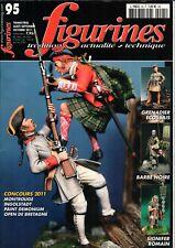figurines - Prospekt Katalog Figuren französisch Nr. 95 aug - oct 2011 - B12403