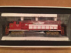 HO Athearn Genesis Vermont Railway GP40-2 (W) Diesel Locomotive DC/DCC SOUND