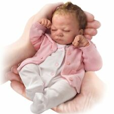 Tiny Miracles Linda Webb Emmy Lifelike Baby Doll: So Truly Real - 10""