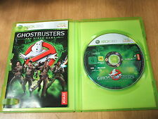 GHOSTBUSTERS XBOX 360 BOXED 100% COMPLEAT WITH INSTRUCTIONS MANUAL