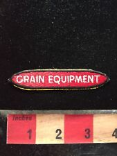 (? Farm / Agriculture Related ?) Patch (? Crain Or Grain ? Equipment ) 69W