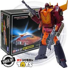 KO Transformers - Masterpiece MP-28 Hot Rodimus ( NOT Takara Tomy MP28 )