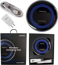 Samsung EP-PN920 Cargador Rápido Qi inalámbrico almohadilla Edición Especial Azul Cargador De Pared