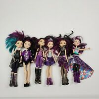 Ever After High Raven Queen Doll Lot of 6: First Chapter Rebel Magic Arrow Etc